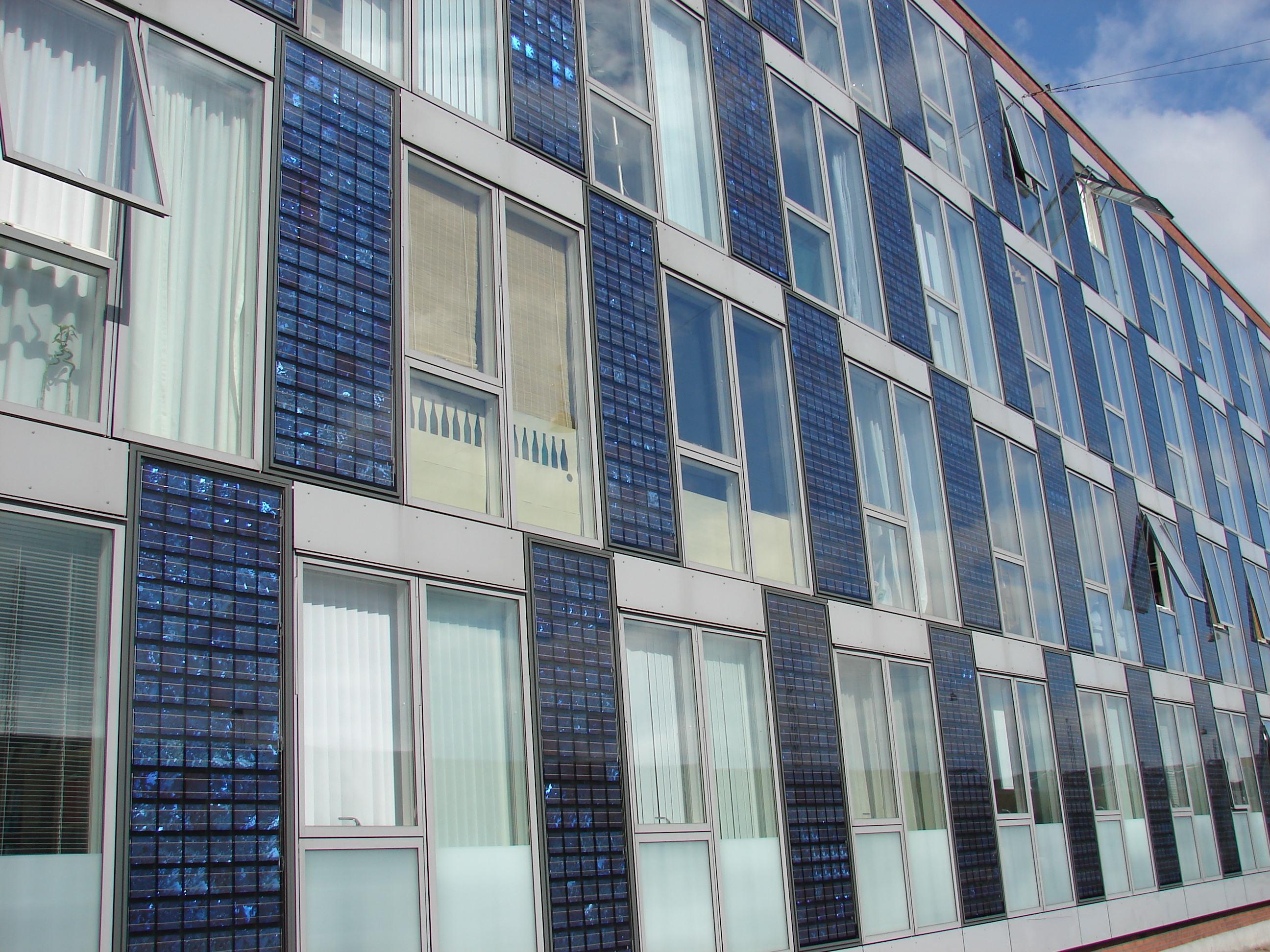 solaranlagen photovoltaik fassaden david solar deutschland gmbh. Black Bedroom Furniture Sets. Home Design Ideas